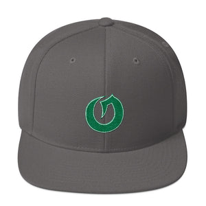 Olympus Softball Snapback Hat
