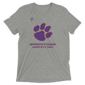 Bardstown Wrestling Short sleeve t-shirt