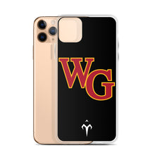 Willow Glen Softball iPhone Case