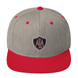 ALA Basketball Snapback Hat