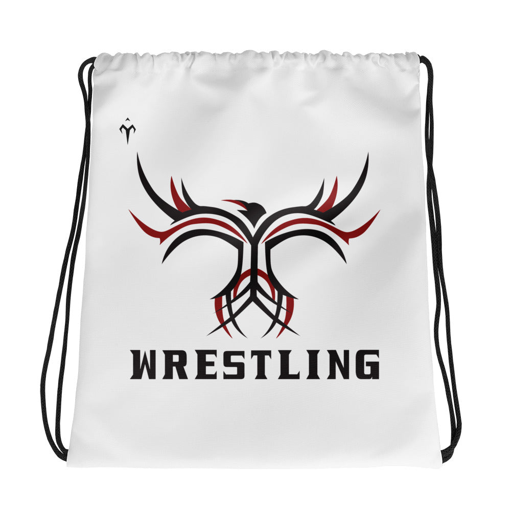 Alta Wrestling Drawstring bag