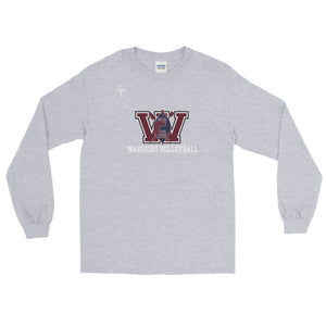 UCW Warriors Volleyball Long Sleeve T-Shirt