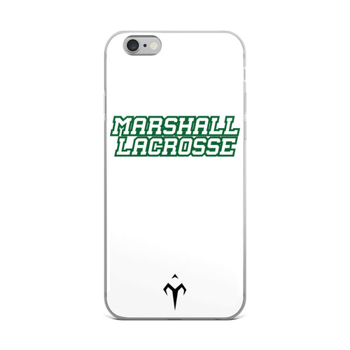 Marshall Lacrosse iPhone Case