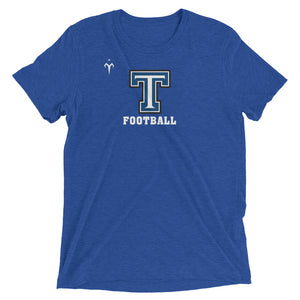 Tempe High School Football Short sleeve t-shirt