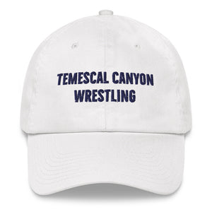 Temescal Canyon Wrestling Dad hat