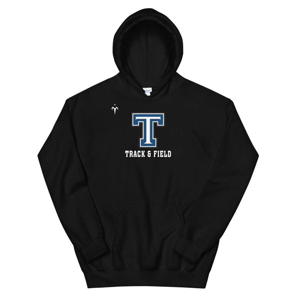 Tempe High School Track and Field Unisex Hoodie