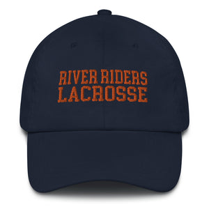 River Riders Lacrosse Dad hat