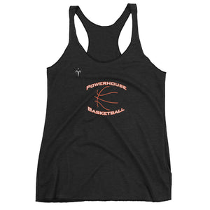 Powerhouse Basketball Women's Racerback Tank
