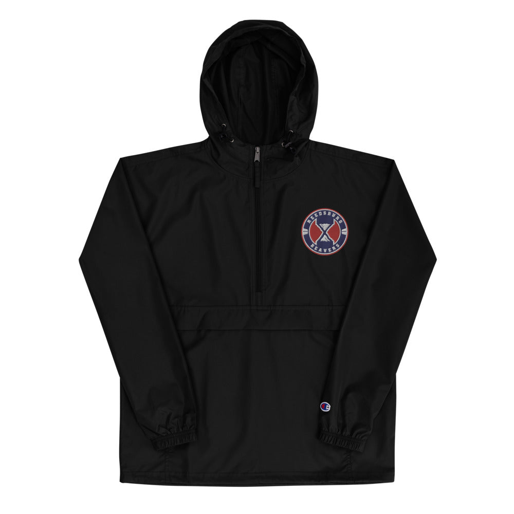 Reedsburg Beavers Soccer Embroidered Champion Packable Jacket