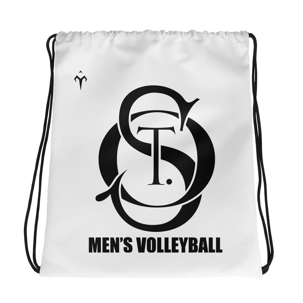 St. Olaf Volleyball Drawstring bag