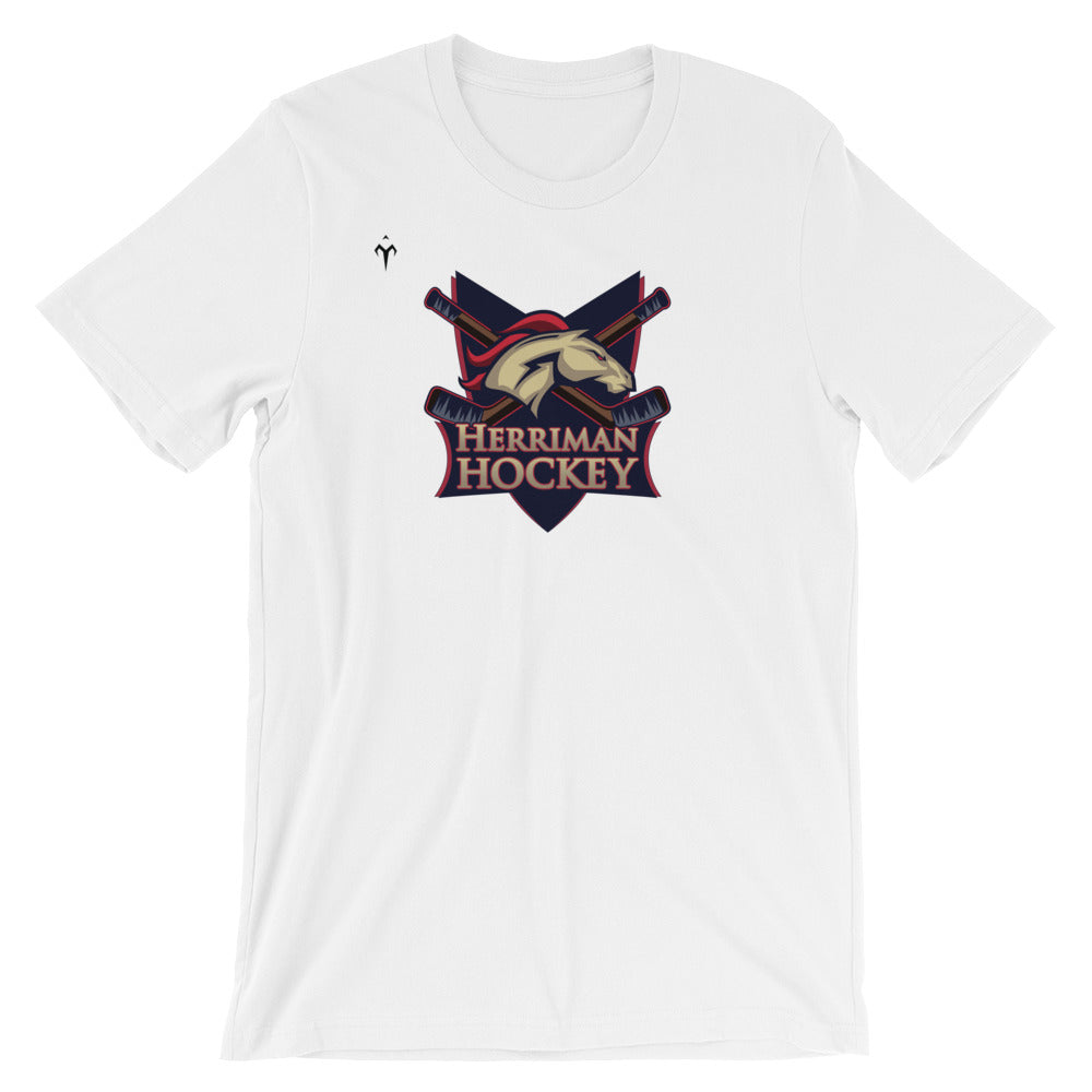 Herriman Hockey Short-Sleeve Unisex T-Shirt
