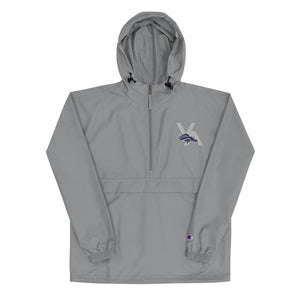Venture Academy Track and Field Embroidered Champion Packable Jacket