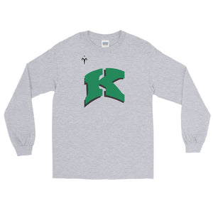 Kewaskum High School Volleyball Men's Long Sleeve Shirt