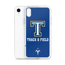 Tempe High School Track and Field iPhone Case
