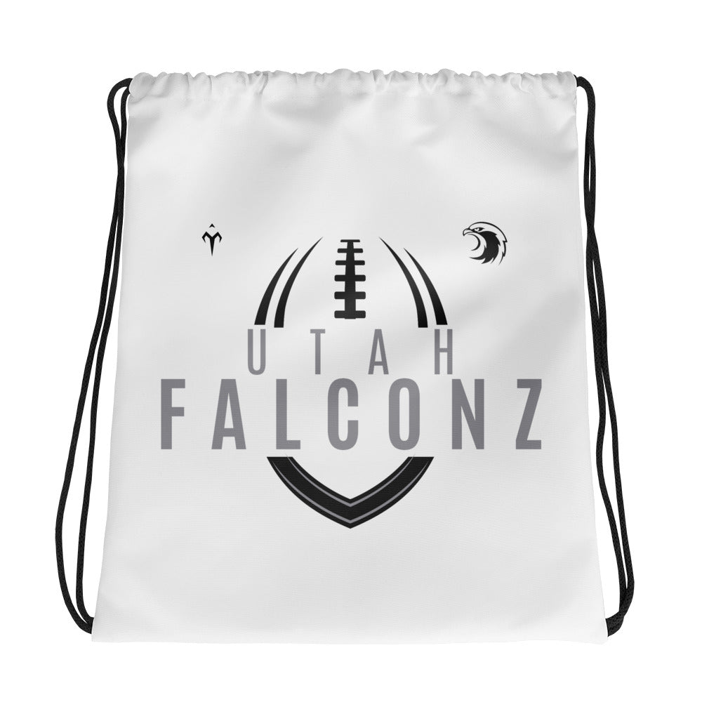 Utah Falconz Drawstring bag