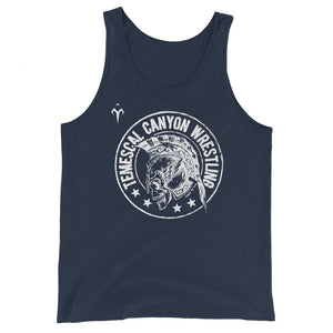 Temescal Canyon WrestlingUnisex Tank Top