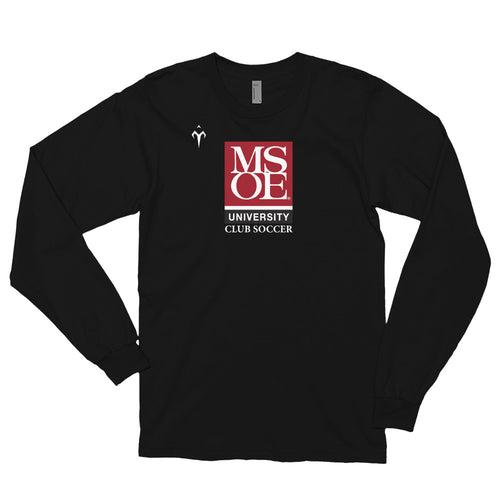 MSOE Club Soccer Long sleeve t-shirt