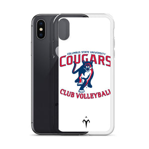 CSU Club Volleyball iPhone Case
