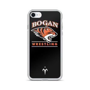 Bogan Wrestling iPhone Case