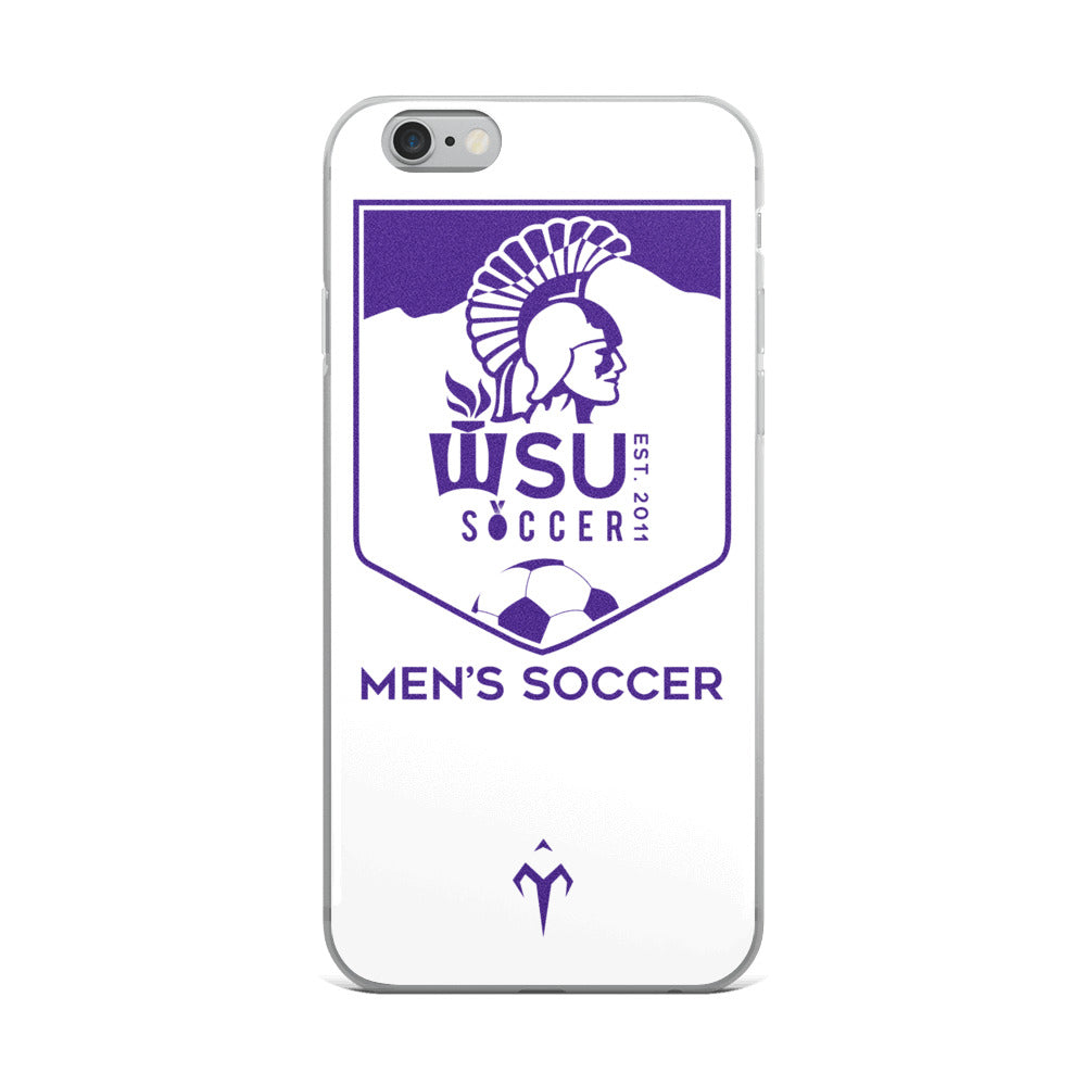 Winona Soccer iPhone Case