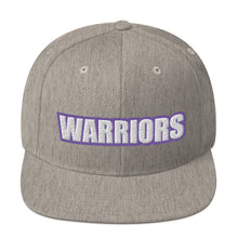 WSU Club Volleyball Snapback Hat