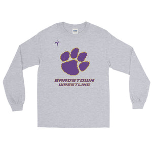 Bardstown Wrestling Men's Long Sleeve Shirt