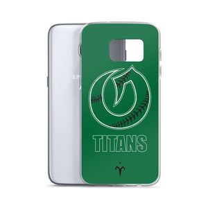 Olympus Softball Samsung Case
