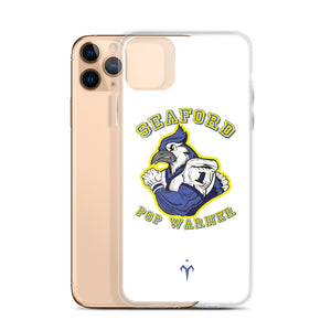 Seaford Pop Warner iPhone Case