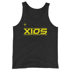XIOS Strength & Conditioning Unisex Tank Top