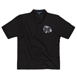 Meridian High School Basketball Men's Premium Polo