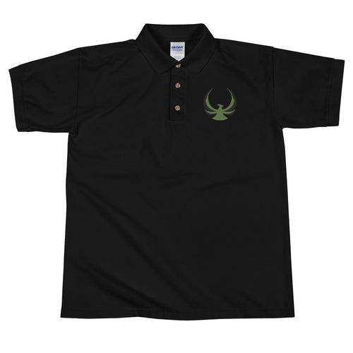 Phoenix Flyers Track Club Embroidered Polo Shirt