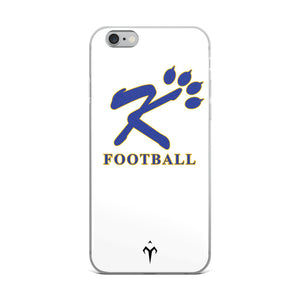 Kingman Football iPhone Case