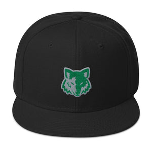 Green Canyon Snapback Hat