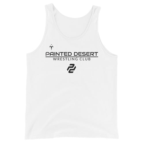 Painted Desert Wrestling Club Unisex Tank Top