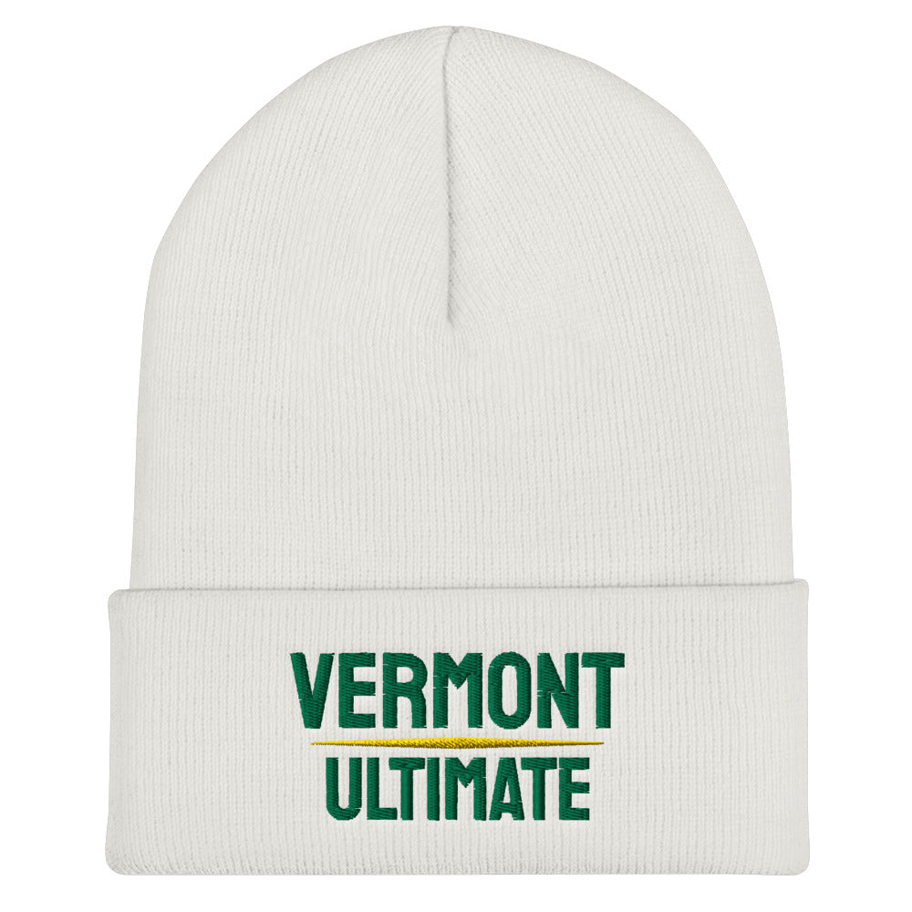 Vermont Ultimate Cuffed Beanie