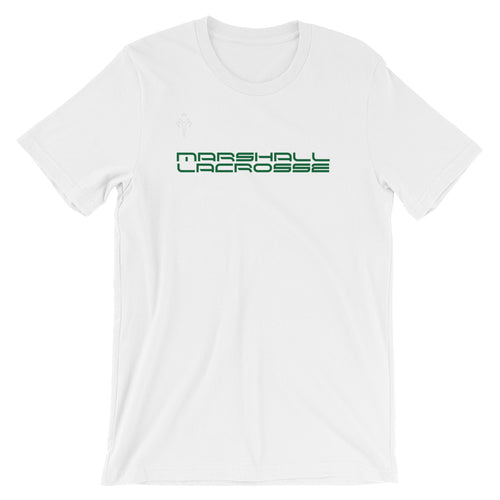 Marshall Lacrosse Short-Sleeve Unisex T-Shirt