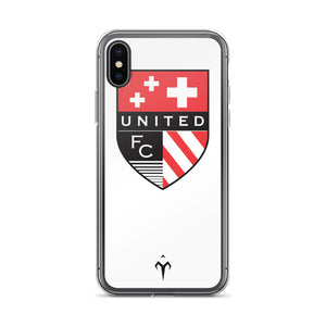 United FC Shield iPhone Case