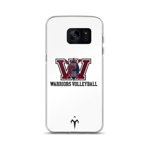 UCW Warriors Volleyball Samsung Case