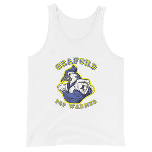 Seaford Pop Warner Unisex Tank Top