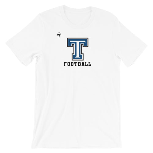 Tempe High School Football Short-Sleeve Unisex T-Shirt
