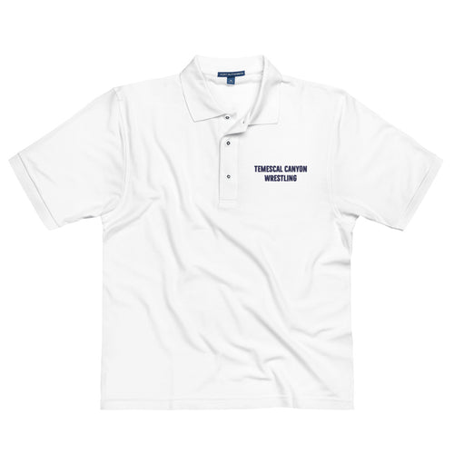 Temescal Canyon Wrestling Men's Premium Polo