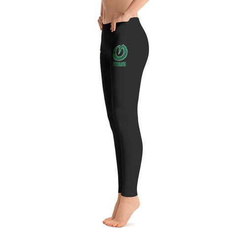 Olympus Softball Black Leggings