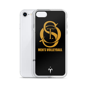 St. Olaf Volleyball iPhone Case