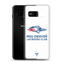 MSU Denver Lacrosse Club Samsung Case