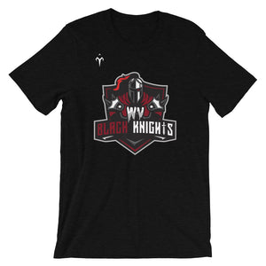West Virginia Black Knights Short-Sleeve Unisex T-Shirt