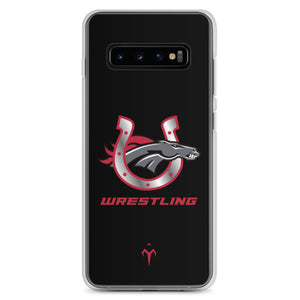 Palmetto High School Wrestling Samsung Case