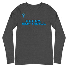 Buena Softball Unisex Long Sleeve Tee
