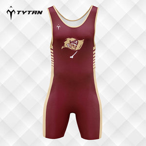 Bellflower Wrestling Singlet