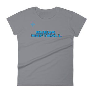 Buena Softball Women's short sleeve t-shirt