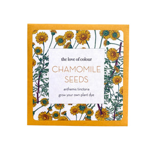 Dyer's Chamomile Seeds - anthemis tinctoria